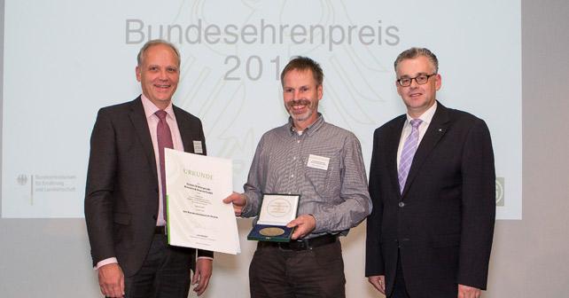 Kloster Wöltingerode Bundesehrenpreis 2018