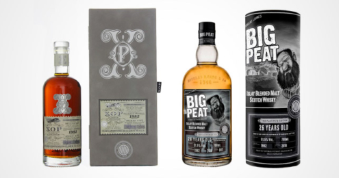 Port Ellen XOP Platinum Big Peat Platinum