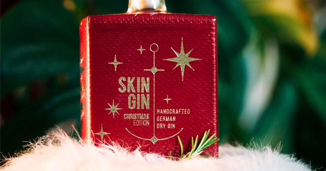 Skin Gin Christmas Edition 2018