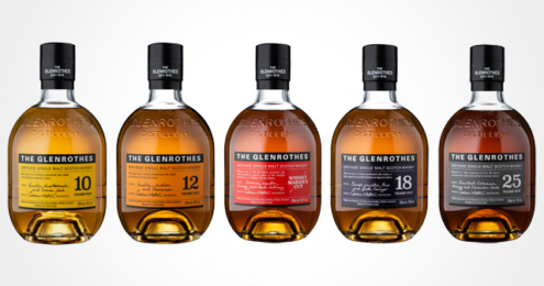 The Glenrothes Soleo Collection