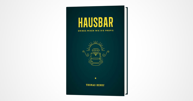 Thomas Henry HAUSBAR Cocktail-Buch