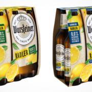 Warsteiner Radler Alkoholfrei Design 2018