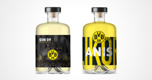 WeiLa Gin 09 BVB Anislikör