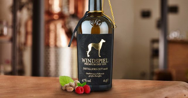 Windpsiel Gin Distillers Cut 2018