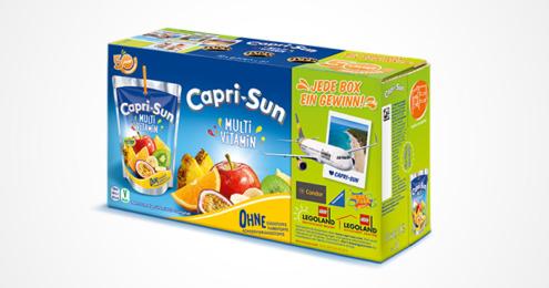 Capri Sun Jahresstart 2019 Aktion
