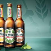 Flaschen Clausthaler Alkoholfrei verschiedene Sorten