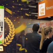 Bild von der Auszeichnung des Speed-Tasting-Siegers Nix & Kix
