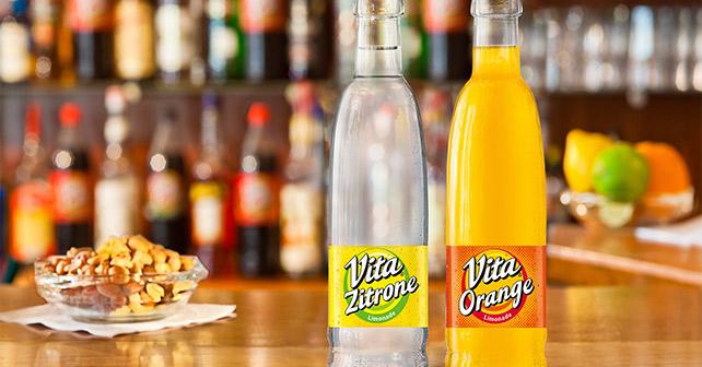 Vita Cola Orange