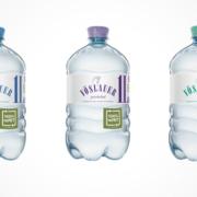 vöslauer Mineralwasserflaschen Mild Medium und Prickelnd
