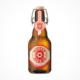 Wulle Bierflasche