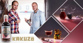 Teaser zum Interview über KAKUZO Tea Infused Vodka