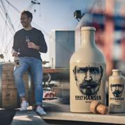 Titelbild für das Interview zum Knut Hansen Dry Gin