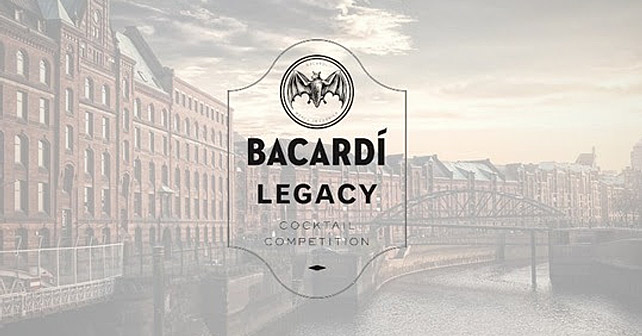 Das Logo der BACARDÍ Legacy Cocktail Competition 2019