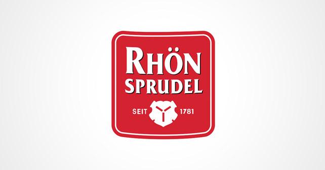 Logo des Mineralbrunnen Rhönsprudel