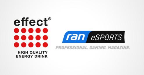 Logos effect und ran eSports