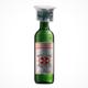 Flasche Malteserkreuz Aquavit mit Steakthermometer im On-Pack