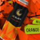 Produkt 28 BLACK Orange-Ginger Energy-Drink
