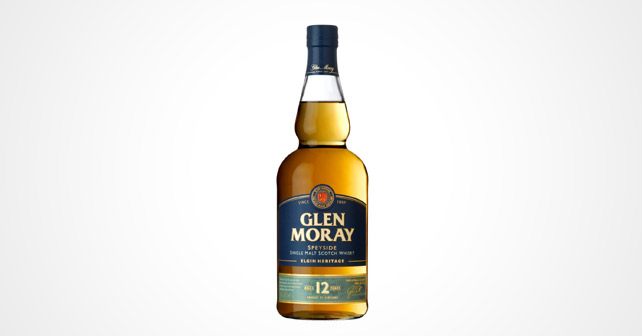 Glen Moray Single Malt 12 Years Old