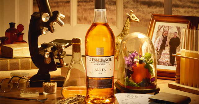Moodbild des Glenmorangie Allta
