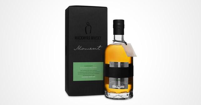 Der Mackmyra Moment Karibien der in Fässern von Plantation Rums reifte