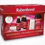 Kombipack des neues Rabenhorst Mannose-Cranberry