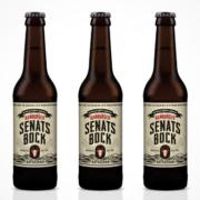 Flaschen des Ratsherrn-Senatsbocks 2019