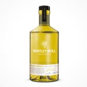 Flasche des Lemongrass & Ginger Gins von Whitley Neill