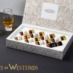 """Das Tastillery-Set """"Whiskies of Westeros"""" zum Finale von """"Game of Thrones"""""""
