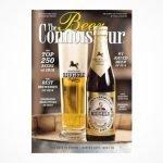 The Beer Connoisseur Zeitschrift mit riegele Bier als Coverbild