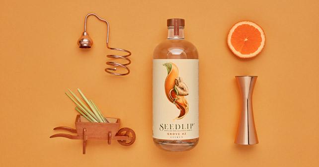 Flasche Seedlip Grove 42