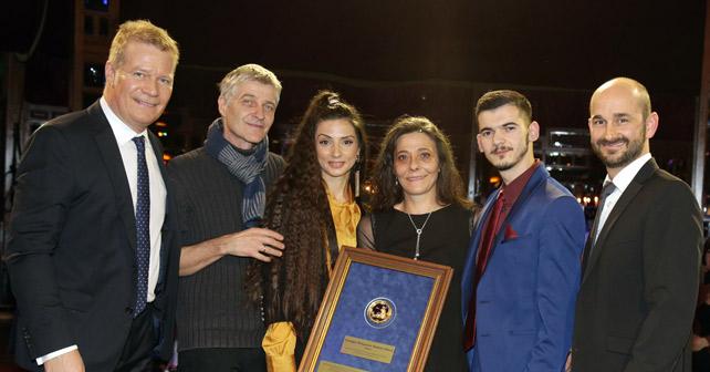 Madame Plüsch wurde beim Stern der Gastlichkeit 2019 ausgezeichnet