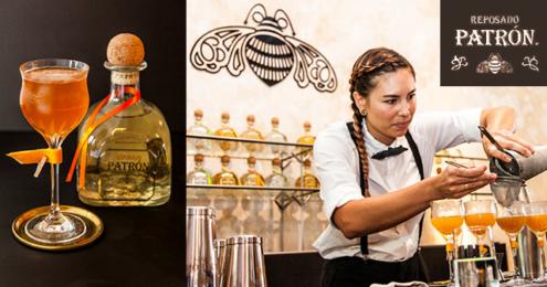 Chloe MerzPatron Tequila