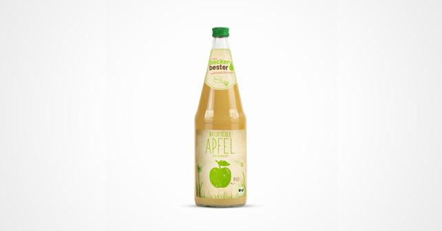 Flasche Beckers bester Vegane Bio-Erfrischung
