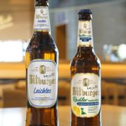 Bitburger Leichtes und Bitburger Naturtrüb Radler