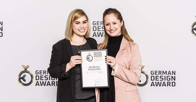 Bockfieber German Design Award