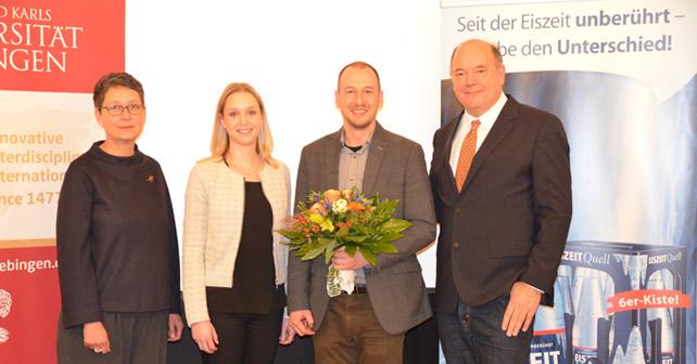 Eiszeitquell Förderpreis Tübingen Vorsitzende
