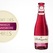 Flasche Johannisbeer Fruchtsecco von Rotkäppchen