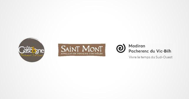 Logo Gascogne Madiran Saint Mont