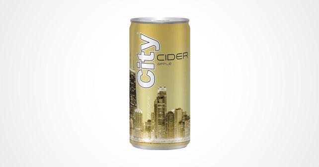 Dose Mertes City Cider