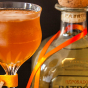 Patrón Reposado Cocktail