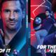 Messi und Salah Pepsi Kampagne