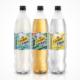 Schweppes Zero Flaschen