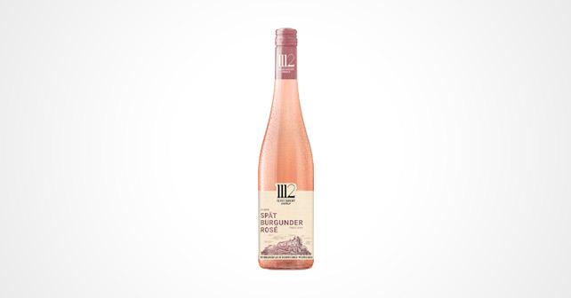 Flasche Rosé von elfhundertzwölf