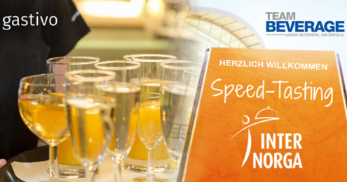 Speed Tasting Interorga Flyer