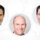 3 Portraits der Geschäftsführer von Tetrapak