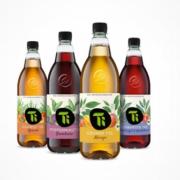 verschieden Flaschen Ti