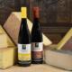 Wein vom Weingut Tesch un Käse