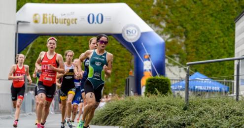 Lauf in der Bitburger 0,0% Triathlon-Bundesliga