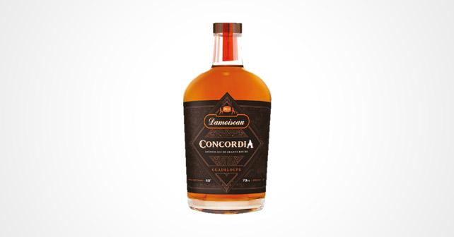Blended Rum Flasche