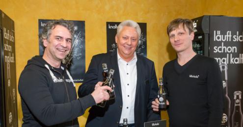 Winfried Rübesam, Swen Hesse und Mirco Wolf Wiegert